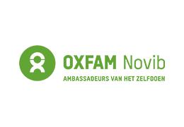 Oxfam Novib website